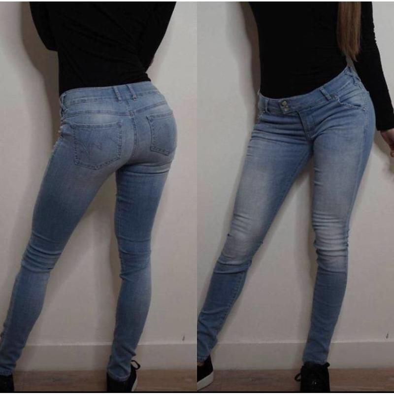 met jeans dress