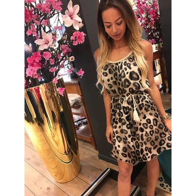 Jaimy Tiger Lara dress