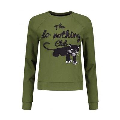 NIKKIE Do nothing club sweater