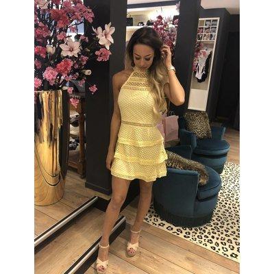 Jaimy Maria dress YELLOW