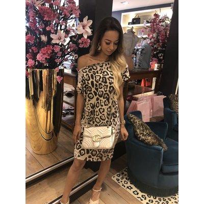 Jaimy All time fav Leopard dress