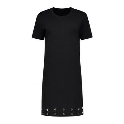 NIKKIE Jessi tee dress black