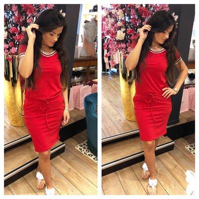 Jaimy Jaja dress red