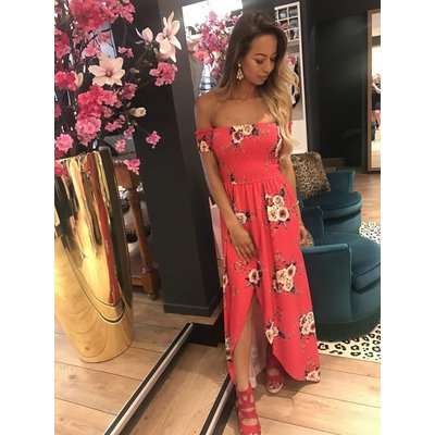 Jaimy Marbella Dress Red