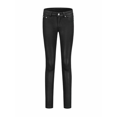 NIKKIE Betty coated skinny jeans
