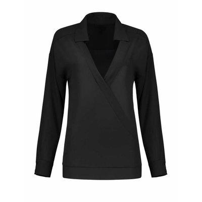 NIKKIE River blouse black