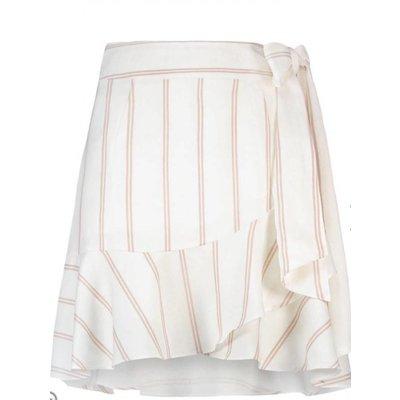 Josh V Janell Stripe skirt