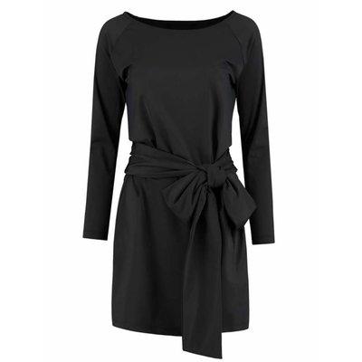 NIKKIE Suzy bow dress