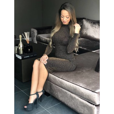 Jaimy Glitz & Glamorous dress