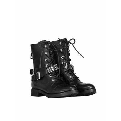 NIKKIE NIKKIE boots silver