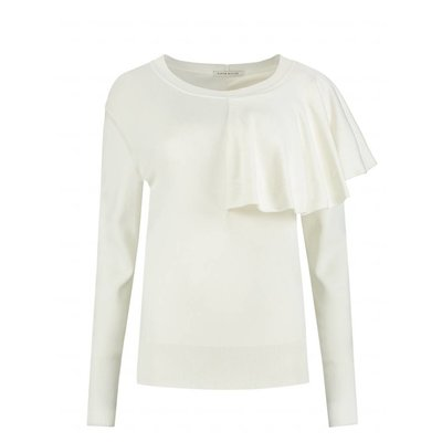 Fifth House Jade Top Offwhite