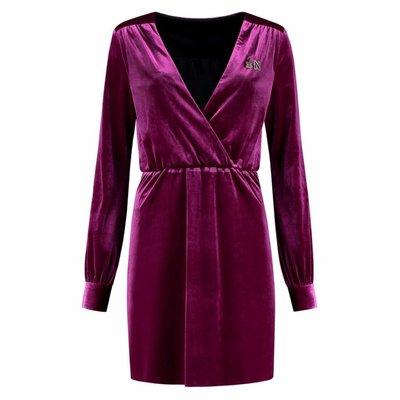 NIKKIE Rozene wrap dress