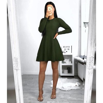 Jaimy Forever dress ARMY GREEN