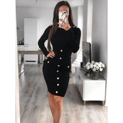 Jaimy Perfect main dress black