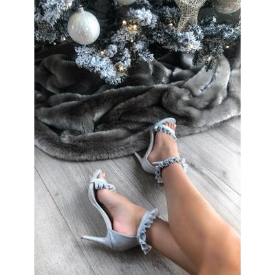 Jaimy Celebrate good times heels silver