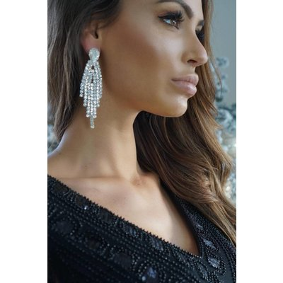 Jaimy Glitter BABE! earrings
