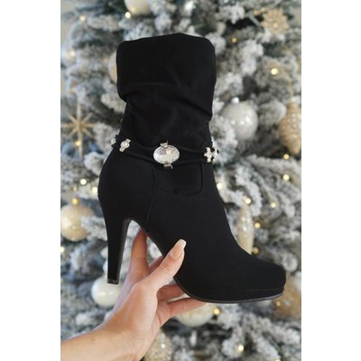 Jaimy Dance ankle boots