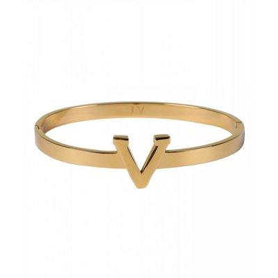 Josh V Adele armband champagne gold
