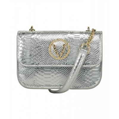 Josh V Adeline bag metallic snake