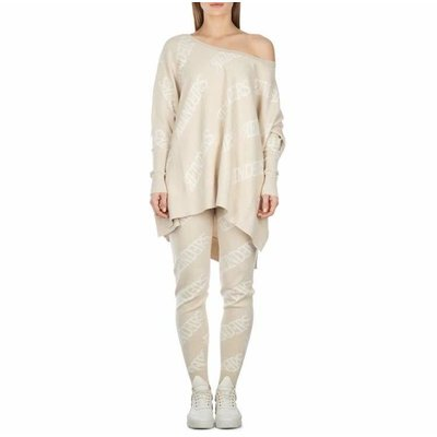 Reinders Loesje knitwear ALL OVER creme white