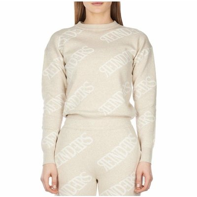 Reinders Sweater ALL OVER creme white