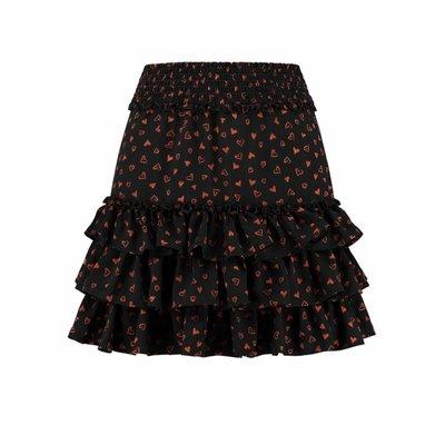 NIKKIE Siena ruffle skirt