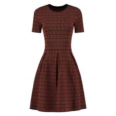 NIKKIE Perfect logo dress