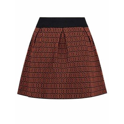 NIKKIE Perfect logo skirt