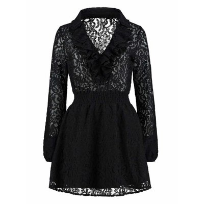 NIKKIE Sascha dress black