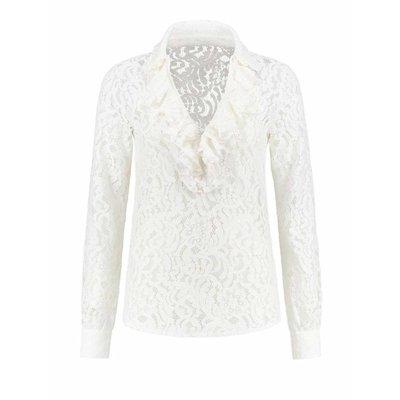 NIKKIE Sascha blouse white