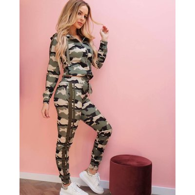 Jaimy Camo tracking suit