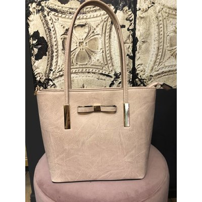 Jaimy Julie shopper bag old pink