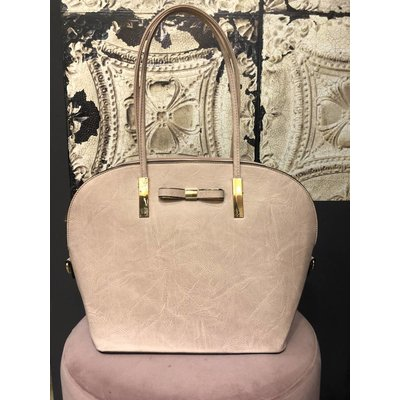 Jaimy Julie big shopper bag old pink