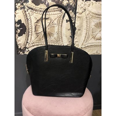 Jaimy Julie big shopper bag black