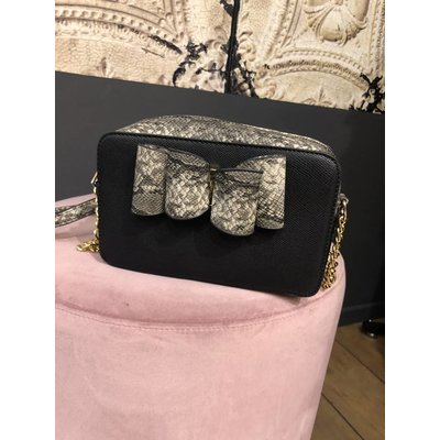 Jaimy Julie mini Bag black