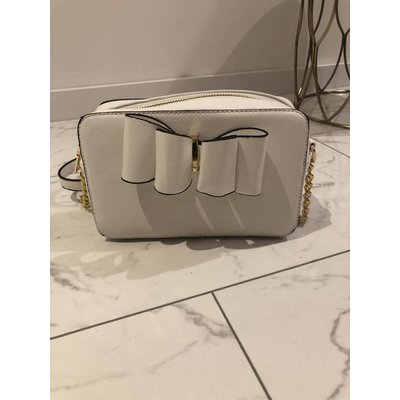 Jaimy Julie mini Bag white