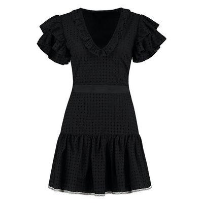 NIKKIE Lyn dress black