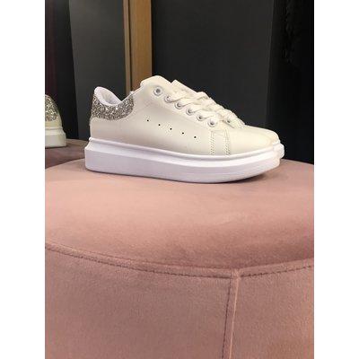 Jaimy Alexis sneaker white/silver