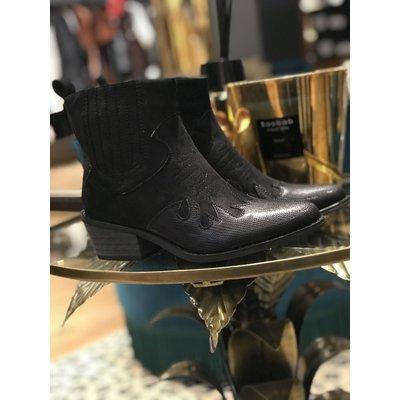 Jaimy Aily festival boots black