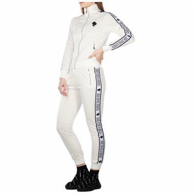 Reinders Tracking PANTS offwhite/black