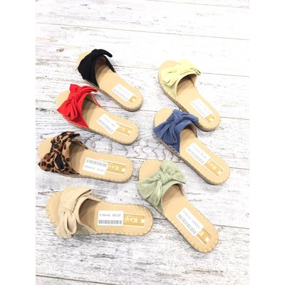 Jaimy SAINT TROPEZ SLIDES YELLOW