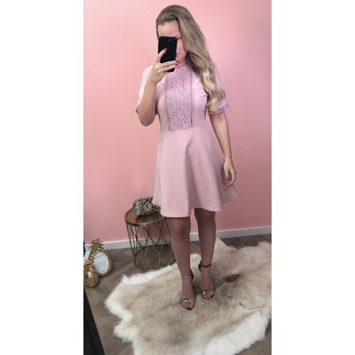 Jaimy LIMITED ALL TIME FAV DRESS PINK