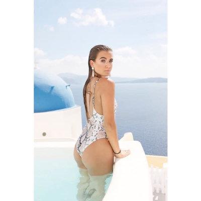 Reinders Swim suit SNAKE BEIGE