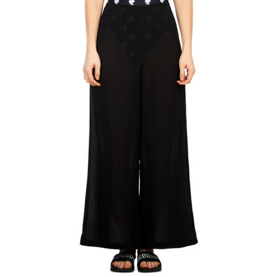 Reinders Sheer PANTS TRUE BLACK