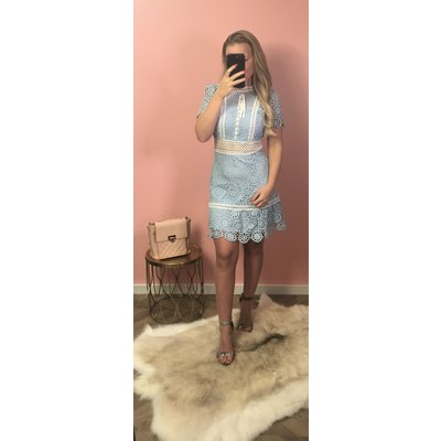 Jaimy Jacky dress Sky blue