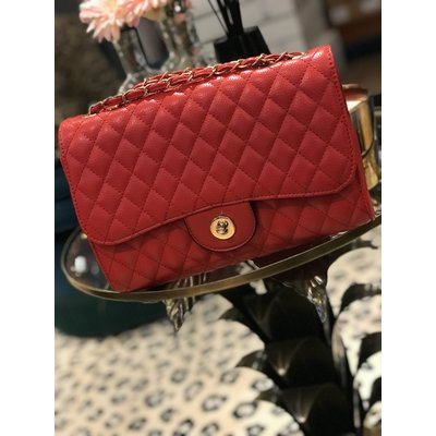 Jaimy GIRL BAG RED