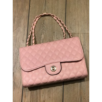 Jaimy GIRL BAG OLD PINK