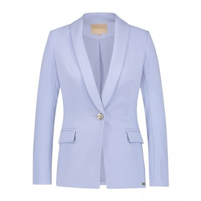 Josh V Blanche blazer powder blue