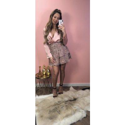Jaimy Ruffle heart skirt