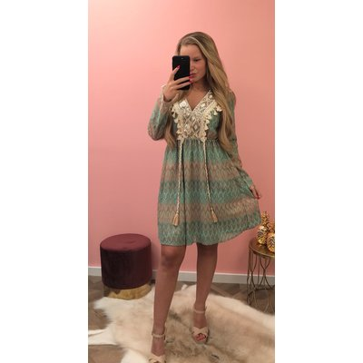 Jaimy Miss one dress mint